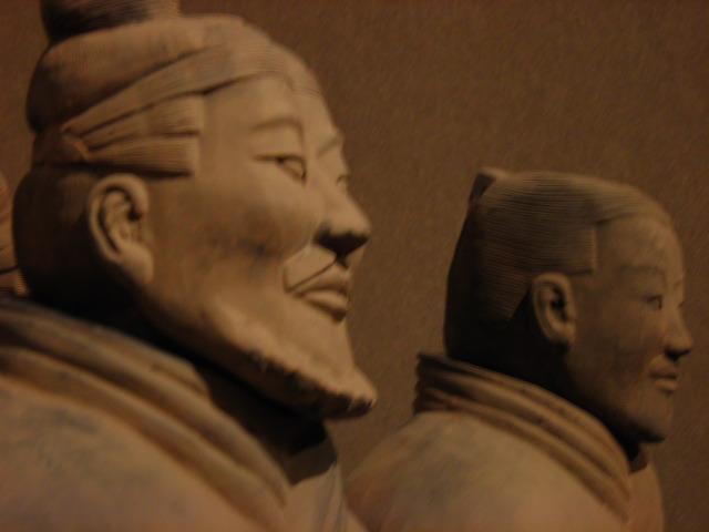 始皇帝と兵馬俑展